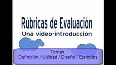 Rúbrica de Evaluación - Cómo Elaborarla con Efectividad   #Video #Educación