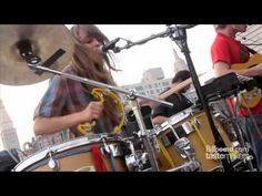"""Givers - """"Up Up Up"""" LIVE (Rooftop Session)"""