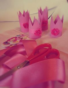 Work in progress: princess party!