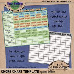 online chore chart maker