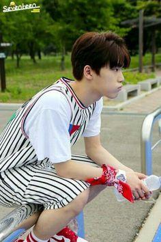 Seventeen Dino 'Love&Letter' repackage album 아주NICE