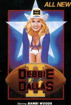 Debbie Does Dallas by peterpulp on DeviantArt Movie Titles, Film Movie, Dallas Film, Movie Collection, Pulp Fiction, Vintage Movies, Film Poster, Movie Posters, Good Movies