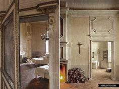 Château de Moissac-Bellevue // Authentic Interior   Afflante.com
