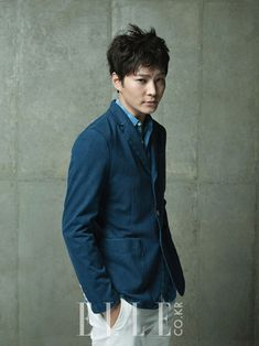 A Couple More Shots Of Joo Won In Next Month's Elle Korea | Couch Kimchi