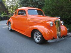 1937 Chevrolet 5 Window Coupe on UsedVictoria.com