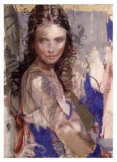 Blue Muse - Charles Dwyer