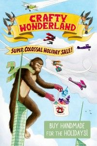 Crafty Wonderland Holiday Sale December 12th-13th