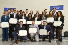 On January 11, the Industrial Automation Master program began with its 5th edition. #Comau, who launched and sustained this Master program since its first edition, has already hired 80 people permanently thanks to this invaluable training. http://ow.ly/WXRZb
