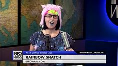 Alex Jones - HD Commercial Free - Monday (2-20-17) Rainbow Snatch, Ted N...