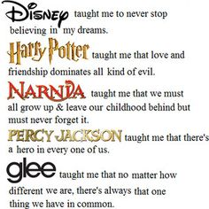 OMG! Someone FINALLY included a shoutout to Percy Jackson!!!