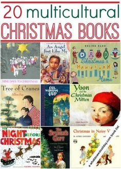 Teach kids about Christmas around the world, and in their own backyard with these multicultural picture books.