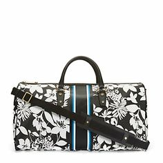 Just fell in love with the Printed Stripe Weekender Bag for $168 on C. Wonder! Click on the image and receive 20% off your next full-price purchase and find something you love too!