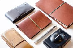 Traveller notebooks are a staple in the bag of every hipster and EDC (every-day-carry) nut. Stylish and reliable, they are the perfect accessoryfor those who enjoy quality products and vintage cha…