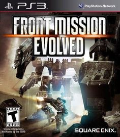 Front Mission Evolved - Playstation 3 Game Codes, Playstation, Xbox 360,  Play Game