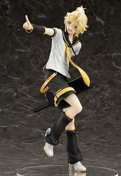 Crunchyroll - Max Factory Presents Tony Ver. Character Vocal Series Kagamine Rin/Len Figures