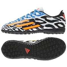 d2968e27364 adidas Youth Lionel Messi F5 Battle Pack TRX Turf Soccer Shoes Messi Cleats