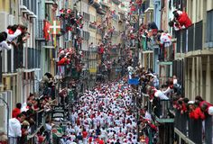 The Running of the Bulls 2012 - In Focus - The Atlantic