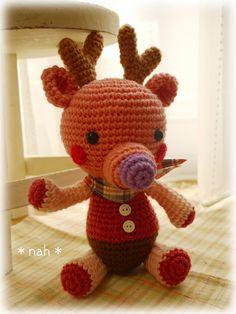 Another reindeer