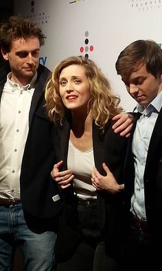 Evelyne Brochu at the Canadian International Television Festival 2014// SHE'S SO CUUTE OMGGFGVFFSHQUQUQ