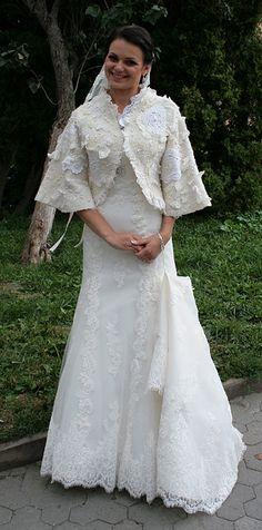 Unusual bridal