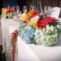 Bridal table decorations. #secretblossom #flowersmelbourne #melbourne #melbourneflowers #melbournestyle #melbournelife #melbourneshopping #melbourneflorist #melbournebride #melbournewedding #melbournenow #melbournecity #melbournegirl #melbourneevents #cityofmelbourne #weddingflowers #weddingideas #weddinginspo #flowerstagram