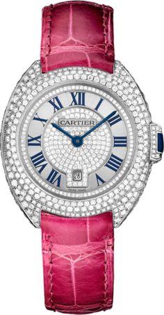 Clé de Cartier watch WJCL0017