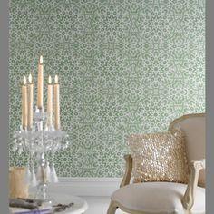 Fracto Shoot geometric circular modern design wallcovering