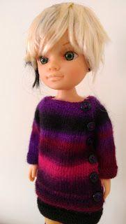 handcraft witchnofret: Puerperium pour Nancy Doll
