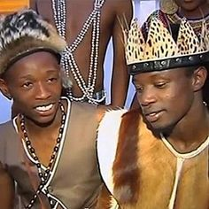 Two men have tied the knot in what's been proclaimed Africa's 1st traditional gay wedding. Tshepo Cameron Modisane and Thoba Calvin Sithol were reportedly married in the town of KwaDukuza in KwaZulu-Natal, South Africa before some 200 guests, in a ceremony that united Zulu and Tswana traditions.