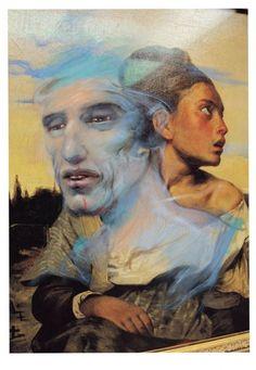 Enki Bilal et ses fantômes du Louvre