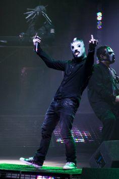 Slipknot - Corey and Paul