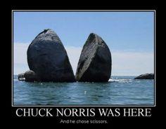 chuck norris strikes again