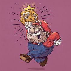 Alex Solis - Famous Oldies Mario