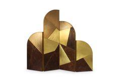 CANYON | Messing Wandschirm | Wohndesign | Wohnzimmer Ideen | BRABBU | Einrichtungsideen | Luxus Möbel | wohnideen | www.brabbu.com