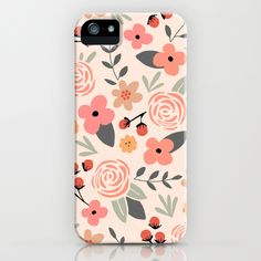FLOWER FEST iPhone Case