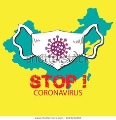 Find Stop Coronavirus Isolated On Yellow Background stock images in HD and millions of other royalty-free stock photos, illustrations and vectors in the Shutterstock collection. Thousands of new, high-quality pictures added every day. Chalk Drawings, Art Drawings Sketches Simple, Pray For World, Minimalist Poster Design, Medical Wallpaper, Food Graphic Design, Stoner Art, Create Drawing, Bullet Journal Aesthetic
