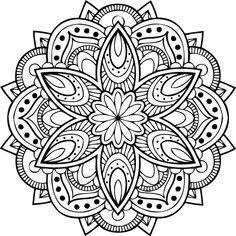 Mandala Coloring Pages for Children. 30 Mandala Coloring Pages for Children. Mandalas to Color for Kids Mandalas Kids Coloring Pages Adult Coloring Pages, Abstract Coloring Pages, Flower Coloring Pages, Mandala Coloring Pages, Coloring Pages To Print, Free Printable Coloring Pages, Coloring Books, Coloring Sheets, Coloring For Adults