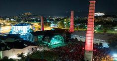 Full Moon Fiesta στην Τεχνόπολη στις 20 Ιουλίου (φωτό&vid)