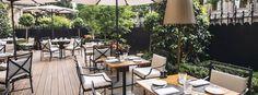SHANGRI-LA HOTEL, PARIS  |  Terrasse La 8 Iéna  •  Ma Sérendipité