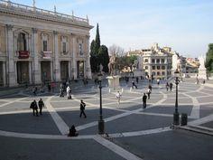 Michelangelo the genius - the Campidoglio