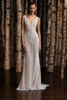 Perfectly sexy elegant bride