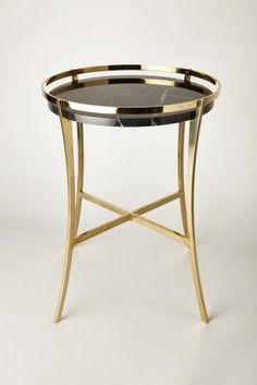 Столик по дизайну Алены Дзуцевой.  #современнаяклассика