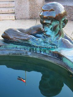 Well of Life by Ivan Mestrovic, Zagreb.Croatia / impressive | Flickr - Photo Sharing!