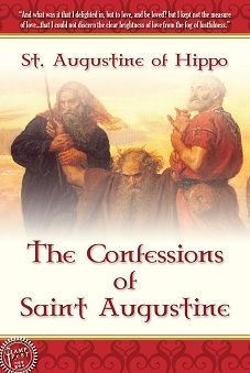 The Confession Of Saint Augustine - Seen as one of the most important figure in the ancient Western church, Augustine had drifted through several philosophical systems before converting to Christianity at the age of thirty-one; http://www.lamppostpubs.com/the-confession-of-saint-augustine/ ; $9.00