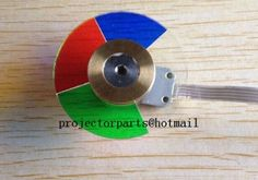 58.20$  Buy now - http://aliau4.worldwells.pw/go.php?t=32728556878 - NEW original Projector Color Wheel for Optoma EP716 wheel color