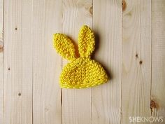 Annemarie's Haakblog: Bunny Eggs