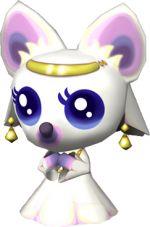"""Serena from """"Animal Crossing City Folk"""""""