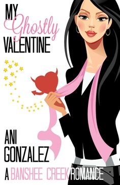 Ani Gonzalez - My Ghostly Valentine - Virtual Book Tour - 2016 Tours