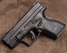 The Guns World Springfield Xd Subcompact, Hand Guns, Pew Pew, Weapons, Shops, Magazine, Free Shipping, Shopping, Amazon