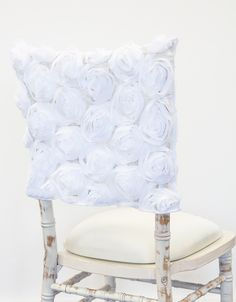 a02ab03a61f Rosette Range now available at Chair Cover Depot  Half chair caps